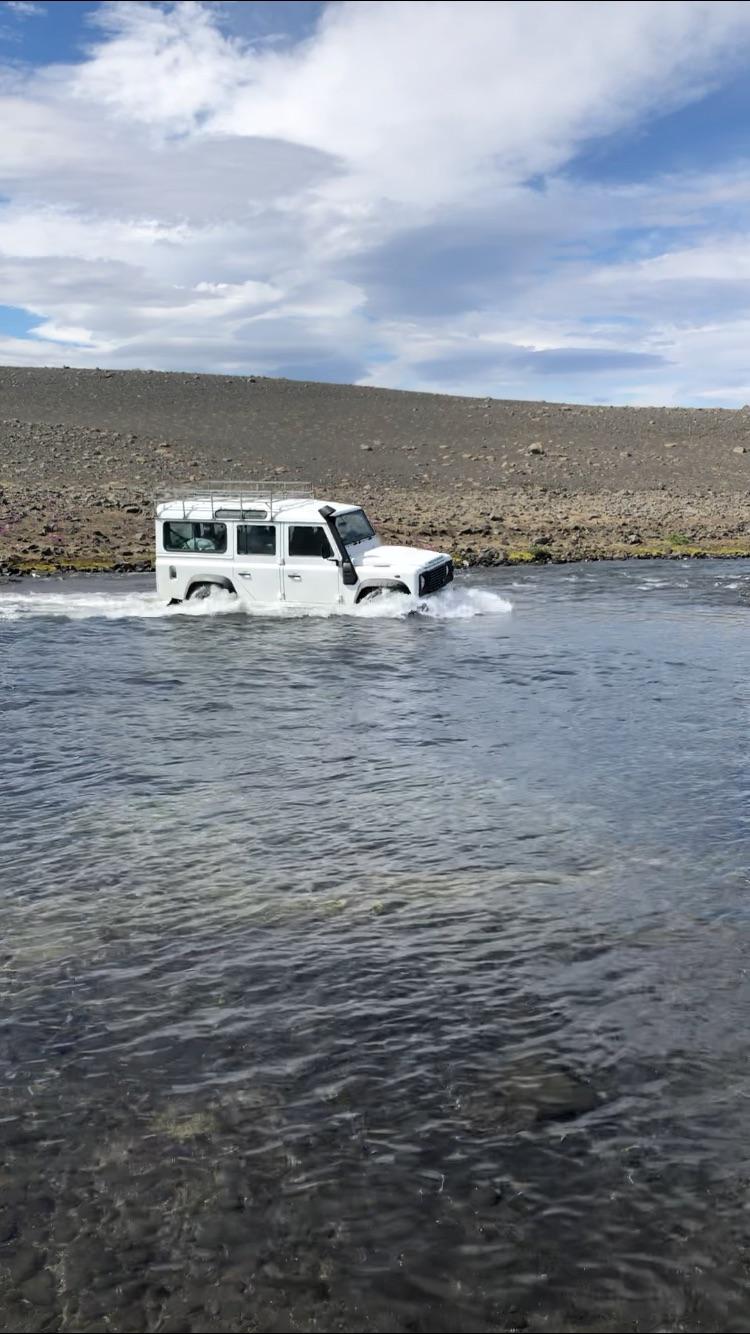 SaltyLove | Autofahren in Island | Furten