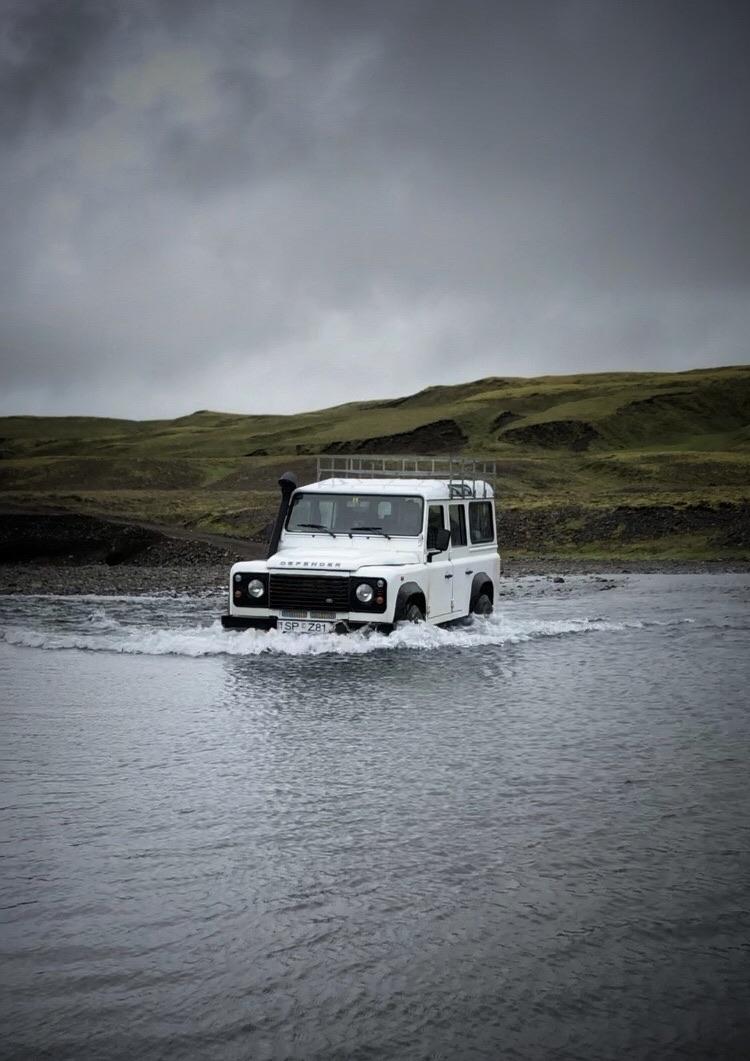 SaltyLove | Autofahren in Island | richtig Furten