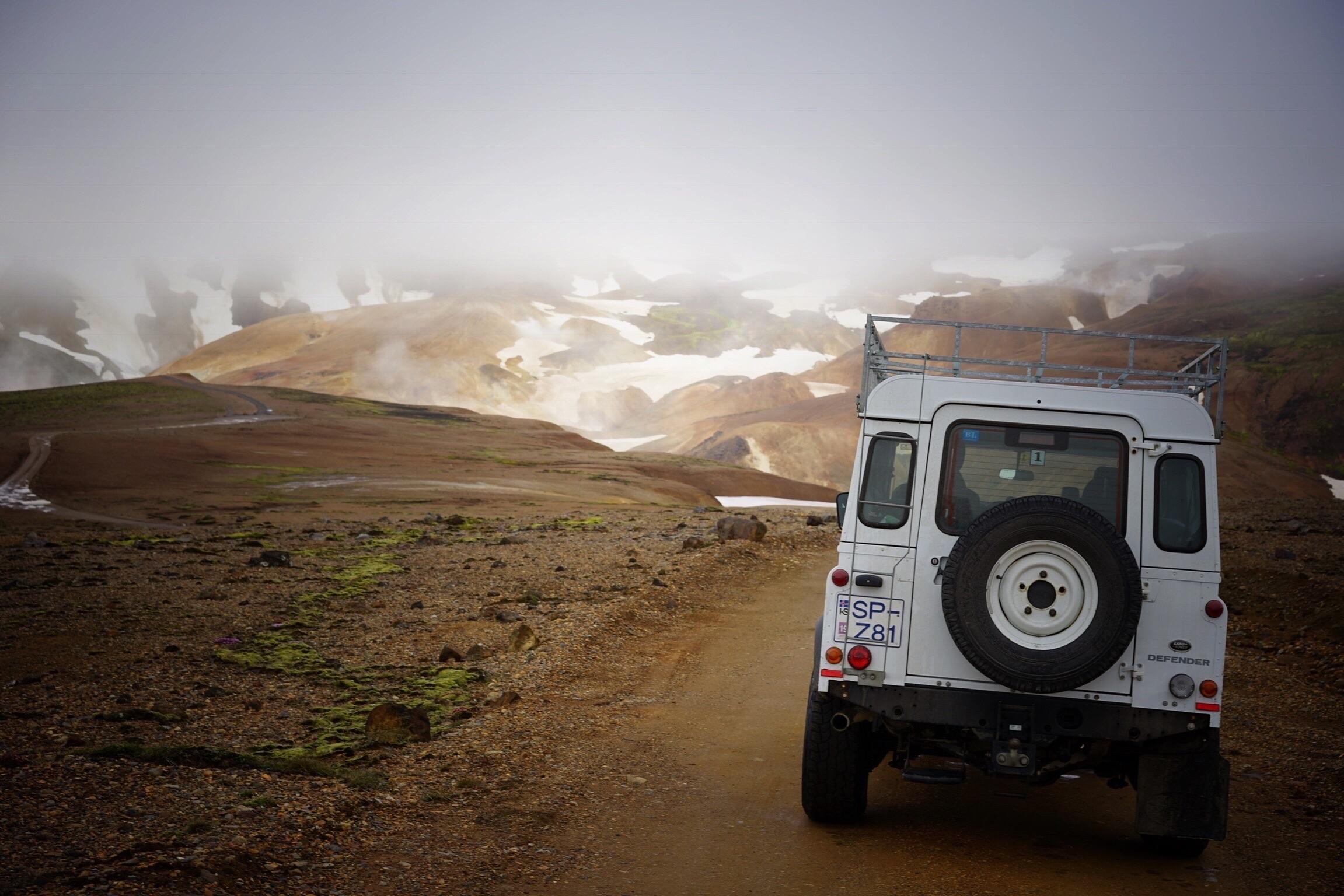 SaltyLove | Autofahren in Island | Kerlingarfjöll