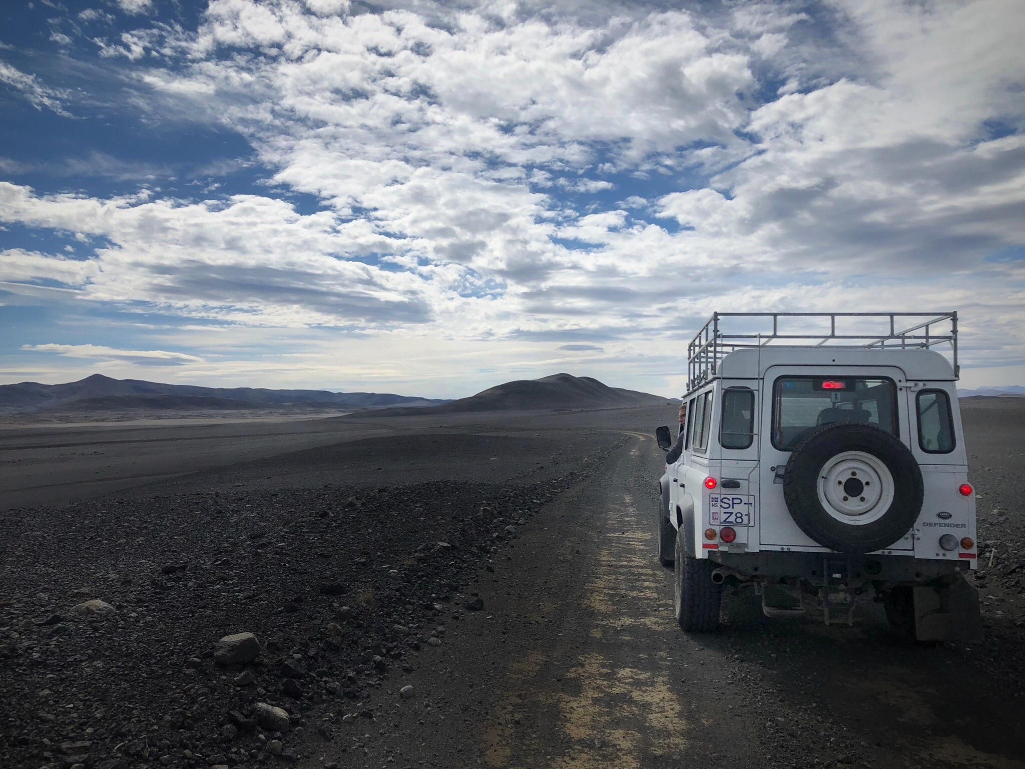 SaltyLove | Autofahren in Island | Hochlandpiste Kjölur