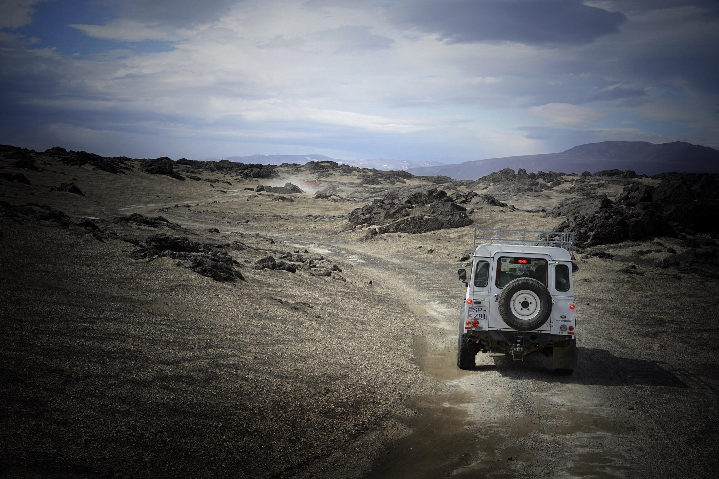SaltyLove | Autofahren in Island | F910