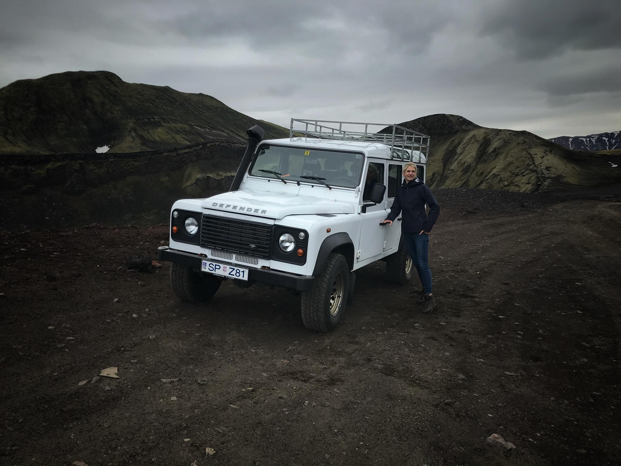 SaltyLove | Autofahren in Island | Hochland