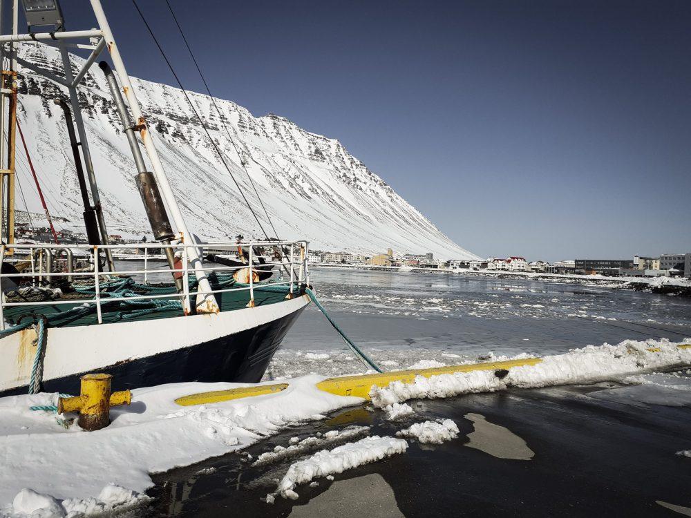 Isafjödur Hafen