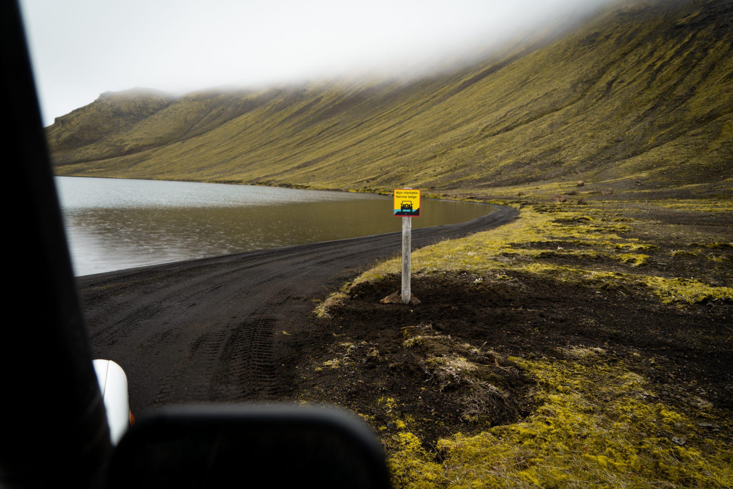 Blautulón See Iceland